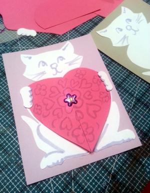 Valentine by Christine Bennett